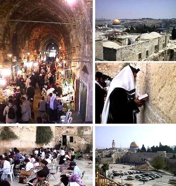 See Jerusalem with Yossi Maimon